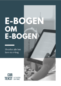 E-bogen om e-bogen